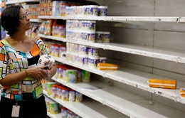 Venezuela chìm sâu trong khủng hoảng