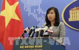 Việt Nam hoan nghênh các biện pháp duy trì hòa bình, ổn định trên bán đảo Triều Tiên