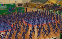 Khai mạc giải Vovinam thể thao học sinh TP.HCM 2017-2018