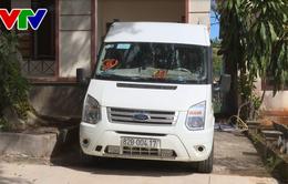 Đắk Lắk: Bắt xe giả rước dâu để chở pháo lậu