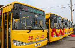 Hơn 600 triệu lượt hành khách đi phương tiện công cộng ở TP.HCM trong năm 2017