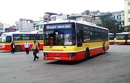 Hành khách đi xe bus gia tăng trở lại