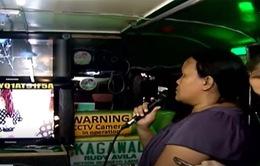 Chiếc xe khách karaoke - Hiện tượng tại Manila