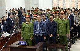 Trịnh Xuân Thanh bị phạt tù chung thân, Đinh La Thăng lãnh án 13 năm tù