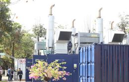 Nhiều công nghệ xử lý rác thải hiện đại tại Bình Dương