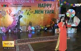 Đêm hội khiêu vũ ca múa nhạc mừng năm mới tại CHLB Đức
