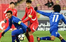 Lịch thi đấu và trực tiếp bóng đá U23 châu Á 2018, ngày 13/01: U23 Thái Lan - U23 Nhật Bản, U23 Malaysia - U23 Jordan