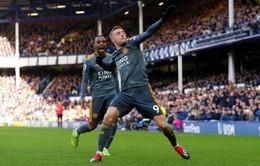 Everton bất ngờ gục ngã trước Leicester City ngay trên sân nhà