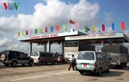 Ngừng thu phí cao tốc TP.HCM - Trung Lương