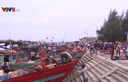 Ngư dân Hà Tĩnh rộn ràng ra khơi đầu năm mới