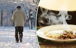 Dinh dưỡng cho mùa đông