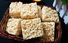 Ghé thăm làng nghề cốm gạo Lai Vung