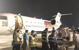 CHÙM ẢNH: 3 du khách cuối cùng trong vụ đánh bom ở Ai Cập về nước