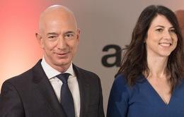 Jeff Bezos, người giàu nhất lịch sử đương đại có thể mất gần 70 tỷ USD vì ly hôn