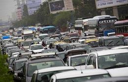 Các quốc gia đang phát triển ở châu Á tốn 36,6 tỷ USD vào năm 2030 do tắc đường