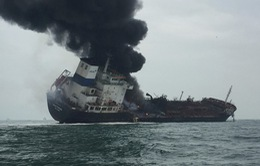 Cháy tàu chở dầu Việt Nam tại Trung Quốc: Vụ nổ bắt nguồn từ một khoang chứa hàng hóa