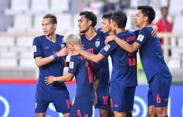 Xác định 2 cặp đấu đầu tiên vòng 1/8 của Asian Cup, CĐV Thái Lan thở phào