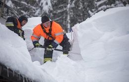 Thời tiết khắc nghiệt tiếp tục hoành hành ở châu Âu