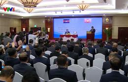 Xây dựng đường biên giới Việt Nam - Campuchia hòa bình, phát triển