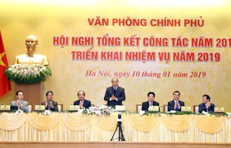 Văn phòng Chính phủ cần quyết liệt hơn trong xây dựng Chính phủ điện tử