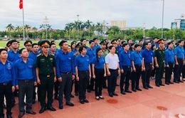 TƯ Đoàn tổ chức nhiều hoạt động kỷ niệm 50 năm thực hiện Di chúc Chủ tịch Hồ Chí Minh