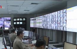 Hơn 270 camera giám sát được lắp trong hầm Hải Vân