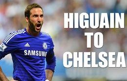 Chelsea khẳng định đã có Higuain