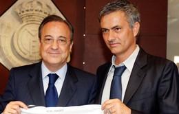 Mourinho yêu cầu sự đảm bảo từ Real Madrid