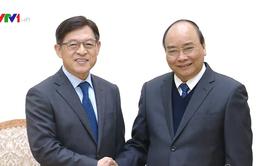 """""""Đề nghị Samsung tiếp tục mở rộng cơ sở sản xuất tại Việt Nam"""""""