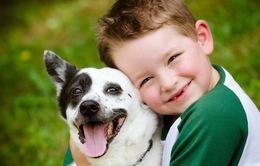 Tiếp xúc với thú nuôi giúp giảm dị ứng ở trẻ