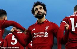 Salah ghi bàn trên chấm 11m, Liverpool thắng nhọc Brighton để củng cố ngôi đầu Ngoại hạng Anh