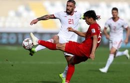 Điểm nhấn trận ĐT Iran 2-0 ĐT Việt Nam: Còn nước còn tát!