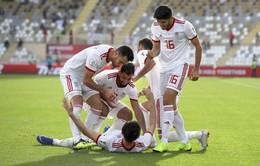 Chấm điểm ĐT Việt Nam 0-2 ĐT Iran: Ngẩng cao đầu!