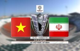 VIDEO Highlights Asian Cup 2019: ĐT Việt Nam 0-2 ĐT Iran (Bảng D)