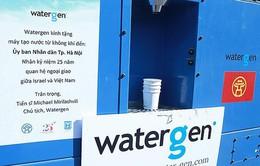 Máy tạo nước từ không khí