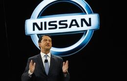 Giám đốc phụ trách hoạt động toàn cầu của Nissan từ chức