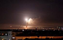 Syria cáo buộc Israel bắn tên lửa về phía thủ đô Damascus