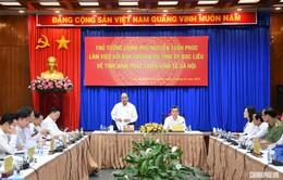 Thủ tướng ủng hộ để Bạc Liêu phát triển điện khí