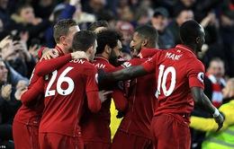 VIDEO Brighton 0-1 Liverpool: Salah là sự khác biệt