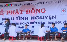 Ngày hội hiến máu tình nguyện của thanh niên Phú Yên và Đà Nẵng