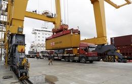 Thâm hụt thương mại của Myanmar sụt giảm