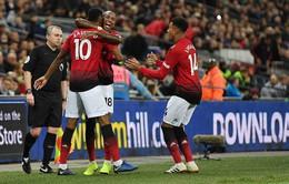 VIDEO Tottenham 0-1 Man Utd: Rashford và De Gea làm nên chiến tích