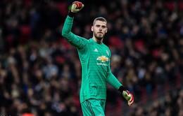 VIDEO Chiêm ngưỡng hàng loạt pha cứu thua tuyệt đỉnh của De Gea ở trận Tottenham - Man Utd