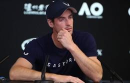 Làng banh nỉ dậy sóng vì tuyên bố giải nghệ của Andy Murray