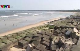 Đề xuất dự án BOT xây đảo nhân tạo ngăn xói lở biển