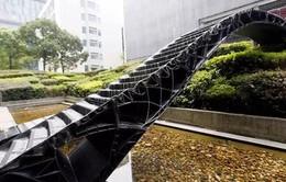 Cầu in 3D đầu tiên của Trung Quốc