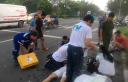 Một vận động viên tử vong trên đường chạy HCMC Marathon 2019