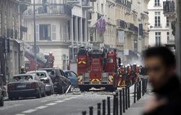 Phát hiện thêm thi thể nạn nhân trong vụ nổ khí gas ở Paris, Pháp