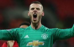 De Gea: Chuỗi trận thắng của Man Utd chưa có nghĩa lý gì