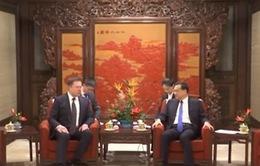 Tỷ phú Elon Musk được Trung Quốc cấp thẻ thường trú
